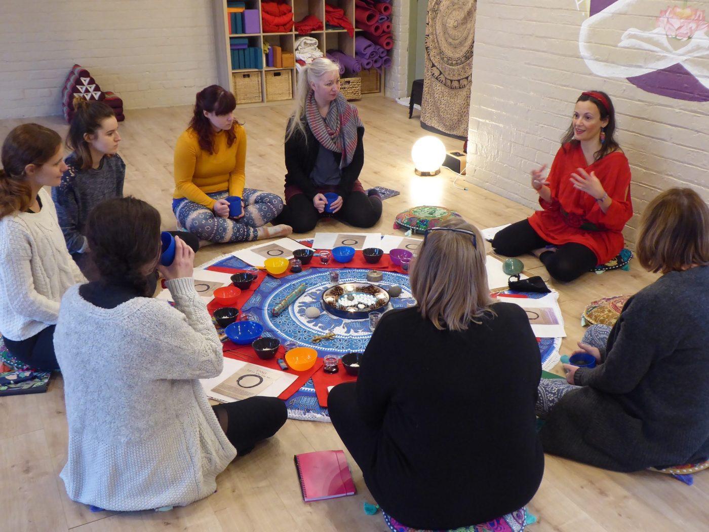 Holistic Art, Meditation & Yoga